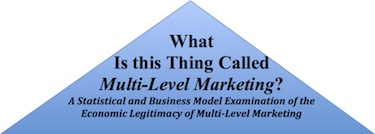 What is this thing called multi-level marketing?